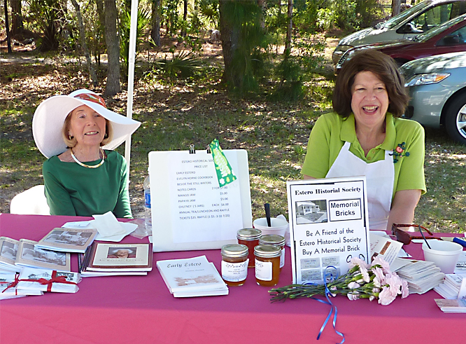 eileen-galvin-and-shelly-gentile-work-the-membership-table