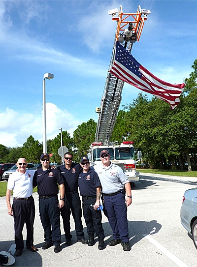 estero-fire-rescue-always-there-with-our-flag