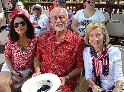 04 Adela Amico, Gene Montenieri and Eileen Galvin