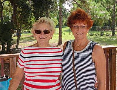 23 Carla and Diane