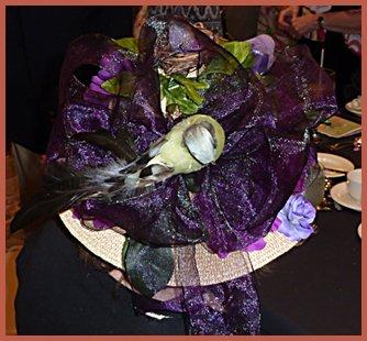 15 Hat Purple
