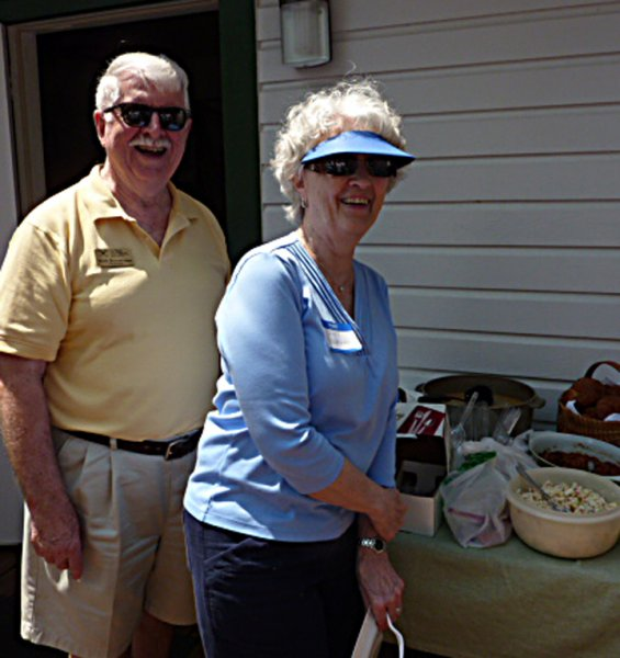 Bob and Cecile Boudreau