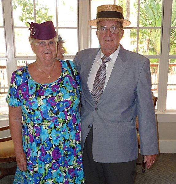 Steve & Betty Shandor