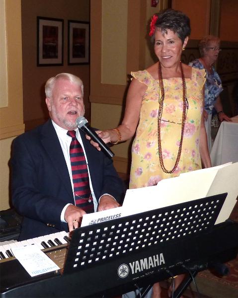 Gary and Lourdes