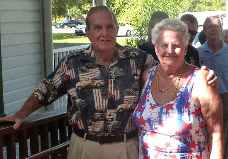 Steve and Betty Shandor