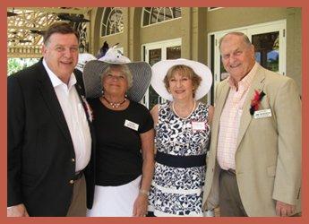 70 Councilman Bill Ribble, Diane Boesch, Joanne Ribble, Councilman Jim Boesch