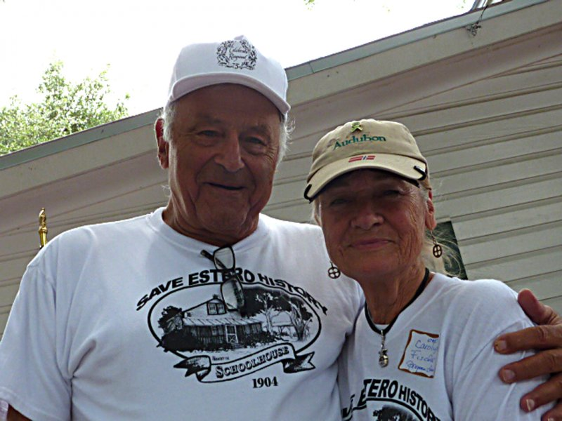 Augie and Carolyn Fischer