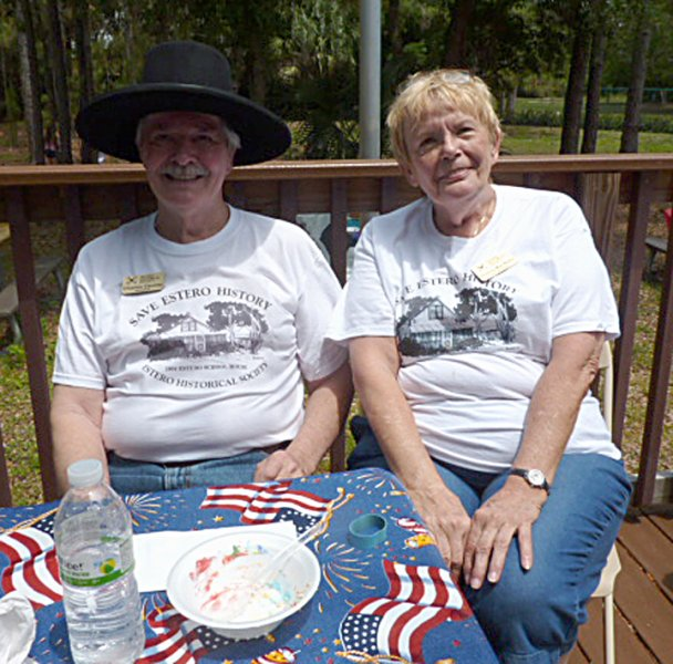 Charles Dauray and Beverly MacNellis