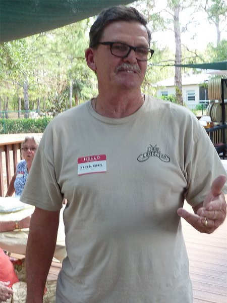 Jim Weeks from the Fish Camp