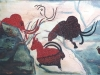 06-paleo-1-2002-rosary-pea-acrylic-on-canvas-by-charles-dauray