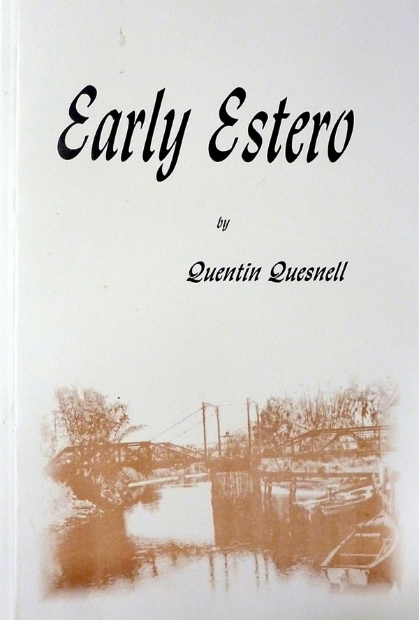 Media Release – Early Estero Book