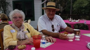 August Fischer and Ms. Burnham from Marco