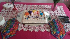 Mimi Birthday Cake