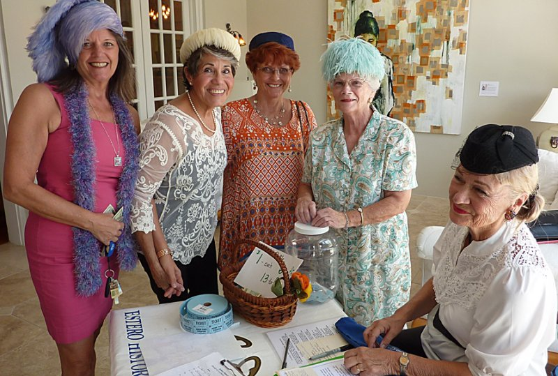 Fundraiser Tea at Shangri-la Hotel and Spa