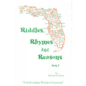 Riddles Rhymes and Reasons