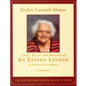 Evelyn'Horne's Cookbook