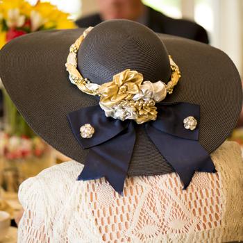 luncheon hat